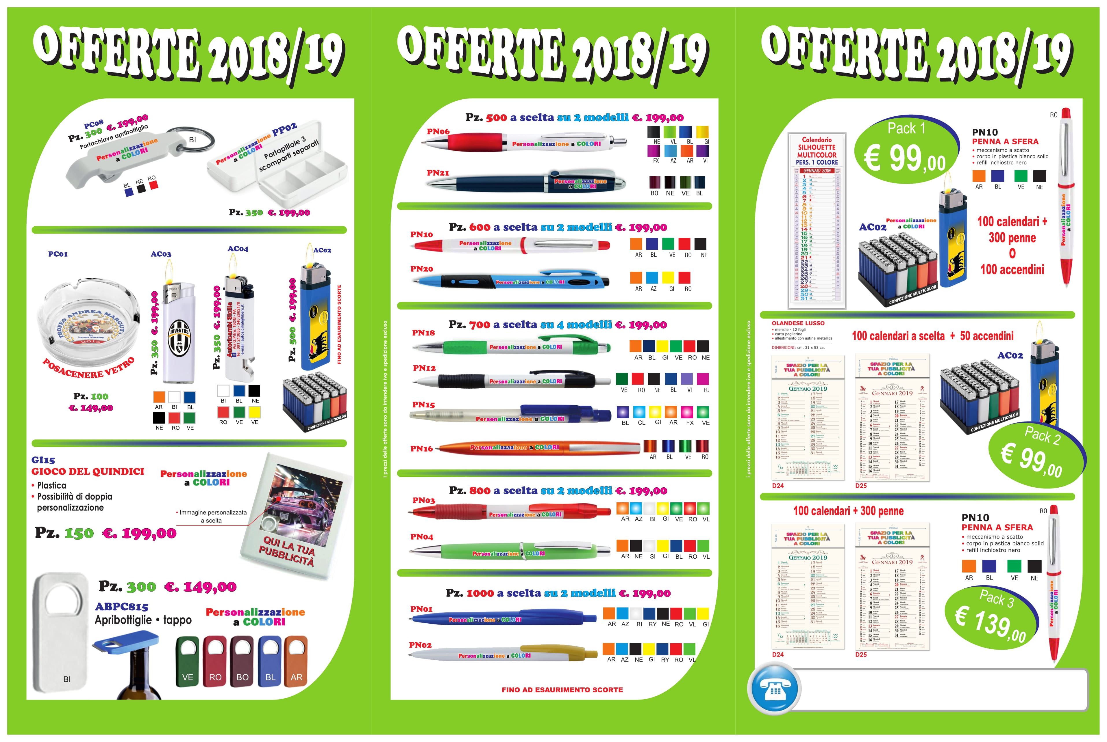 Offerta Natale 2018 pag.1